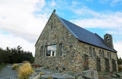 Church of the good shepherd stock image