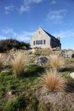 Church of the Good Shepherd - Lake Tekapo Stock Image