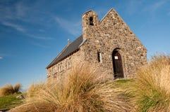 Church of the Good Shepherd, Lake Tekapo Stock Images