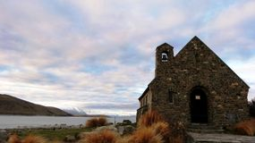 Church of the Good Shepherd, New Zealand Stock Image