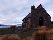 Church of the Good Shepherd, New Zealand Royalty Free Stock Images
