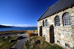 Church of the Good Shepherd, New Zealand Royalty Free Stock Photos