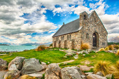 Church of the Good Shepherd Stock Photography