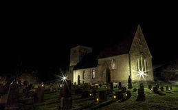 Church on Gotland, Sweden Stock Images