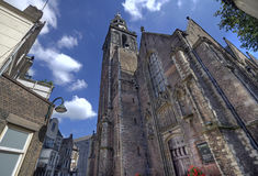 Church of Gouda Stock Photography