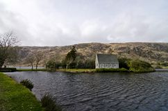 Church of Gougane Barra Ireland Royalty Free Stock Photo