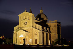 Church on Gozo Stock Image