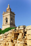 Gozo Church Stock Image