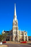 Church in Graaff Reinet Stock Photo