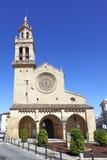Iglesia de San Lorenzo Royalty Free Stock Photo
