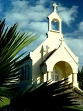 Church, Grand Gaube, Mauritius Royalty Free Stock Image