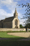 Church at Great Chalfield. Wiltshire.UK Stock Photos