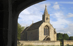 Church at Great Chalfield. Wiltshire.UK Royalty Free Stock Photos
