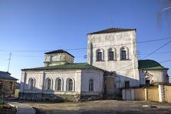 Church of the Great martyr Nikita (Nikitskaya). Stock Image