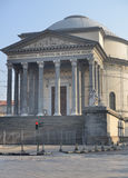 Church of Great Mother of God in Turin Stock Images