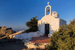 Church in Greece Royalty Free Stock Photography