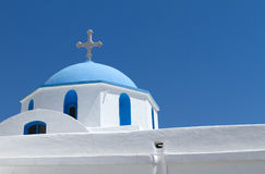 Church in Greece Stock Images