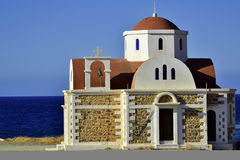 church greek Royaltyfria Foton