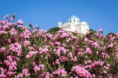 church greek Arkivbilder