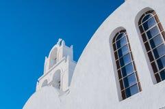 church greek Royaltyfri Foto
