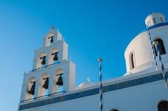 church greek Royaltyfri Fotografi
