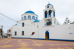 church greek Royaltyfri Foto