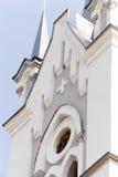 Church in Grodno Stock Photo