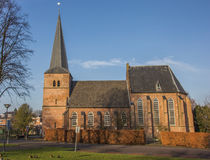 Church of Groesbeek Stock Photos
