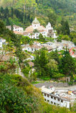Church Of Guapulo Quito Royalty Free Stock Photography