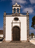 Church in Lanzarote,  Canary Islands Royalty Free Stock Photos