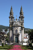 Church in Guimaraes, Portugal Royalty Free Stock Image