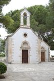 Church in Hanya, the island of Crete, Greece Stock Photo