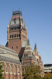 Church at Harvard in Boston Royalty Free Stock Images