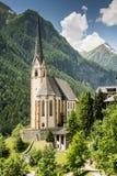Church in Heiligenblut Stock Photo