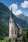 Church in Heiligenblut Stock Photos