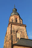 The church Heiliggeist of Heidelberg, Germany Royalty Free Stock Image