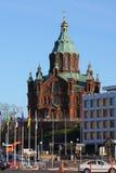 Church in Helsinki Royalty Free Stock Photo