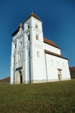 The church of Herina/Harina/Monchsdorf, Romania Royalty Free Stock Photos
