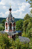 Church and hermitage in Savvino-Storozhevsky Monastery Stock Photography
