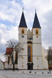 Church Herrieden,Germany Stock Photography