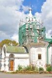 Church in historical part of Vologda. Stock Photos