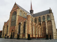 Church in Holland Royalty Free Stock Photo