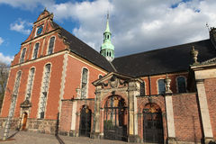 Church of Holmen Stock Image