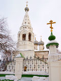 Church of St. John the Theologian in Kostroma, Russia Stock Images