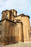 Church of the Holy Apostles, Thessaloniki, Greece Royalty Free Stock Photography