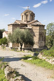 Church of the Holy Apostles Royalty Free Stock Photos