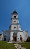 Church of the Holy Cross (1772). Devin, Slovakia Royalty Free Stock Image