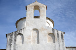 Church of the Holy Cross, Nin, Croatia Royalty Free Stock Images