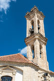 Church of Holy Cross Omodos Cyprus Royalty Free Stock Images