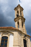 Church of the Holy Cross Omodos Cyprus Royalty Free Stock Photo